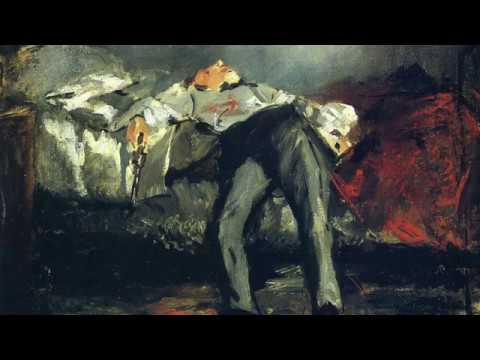 "Édouard Manet's ""Le Suicidé"" 