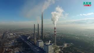 Откуда появился смог в Бишкеке?