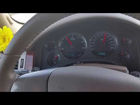 Chevrolet Tahoe Electrical Problems