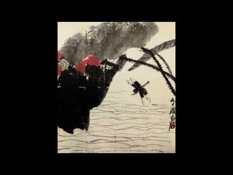 Chinese Painting 2 近代國畫 flower & Birds 花鳥 1