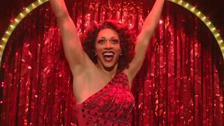 Callum Francis - The BEST Lola in Kinky Boots