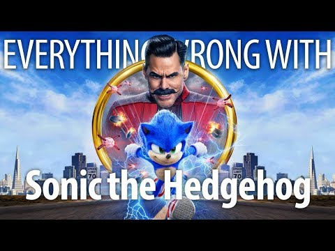 Everything Wrong With Sonic the Hedgehog In SEGA Minutes Or Less
