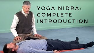 Yoga Nidra: Introduction to the Complete Practice