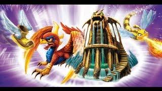 Pack-Skylanders Spyro/'s Adventure Neuf de collecteur DRAGON/'S PEAK Adv