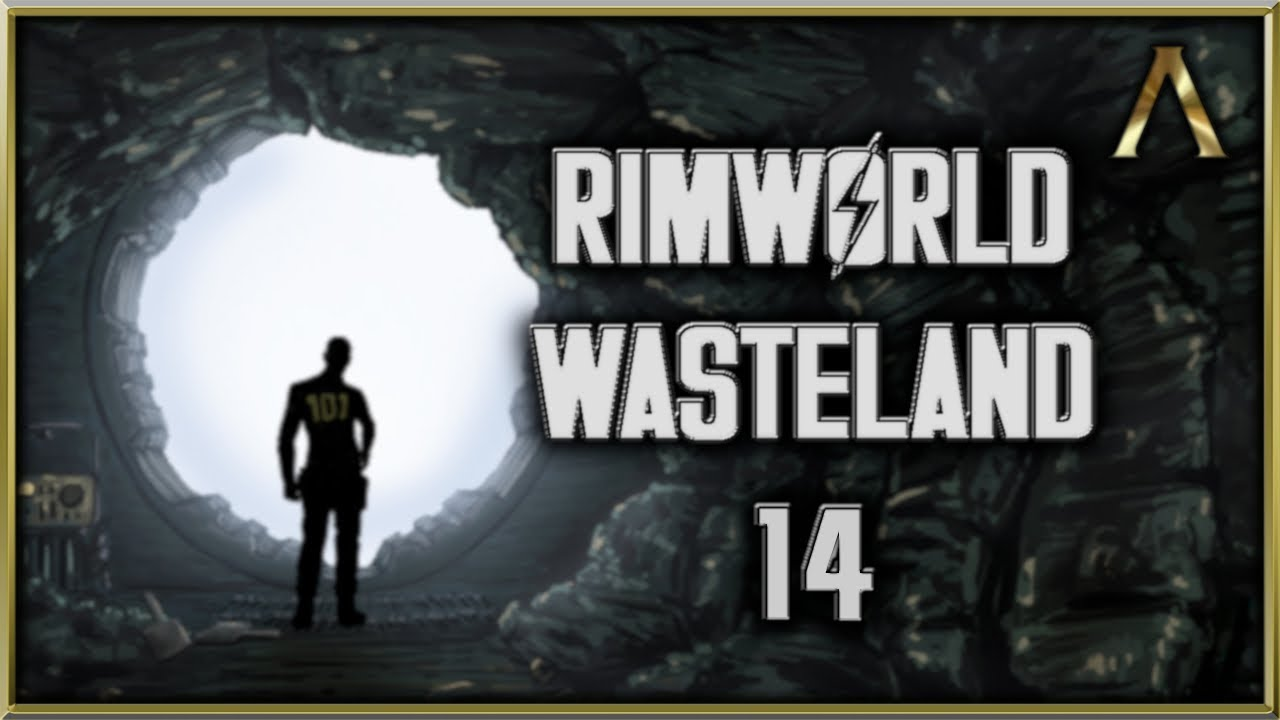 RimWorld Wasteland - Fallout Vault Colony Pt 14 -
