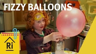 Science For Kids - How To Inflate A Balloon With A Chemical Reaction - #ExpeRimental 18