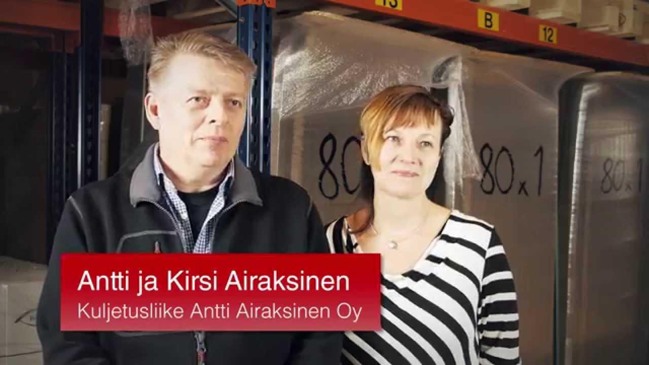 Kuljetusliike Antti Airaksinen