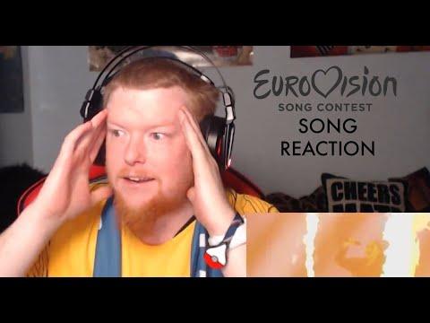 Eurovision 2019 Armenia Song REACTION (Srbuk: Walking Out)