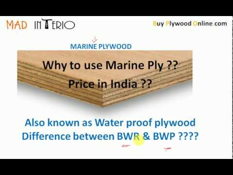 Marine Plywood / Water proof Plywood