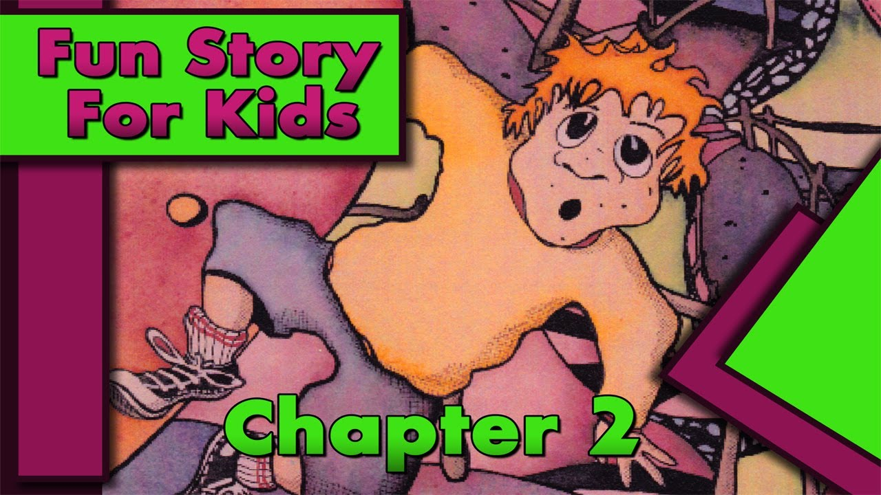 """BEDTIME STORIES PRESENTS: """"Chance and the Magic Staircase - Chapter 2"""" KIDS LOVE IT!! :D"""