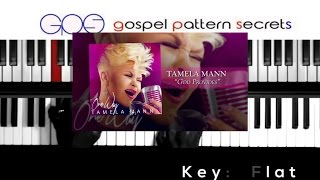 How to play TAMELA MANN - God Provides  (Easy Piano Tutorial)