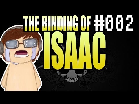 Let's Play The Binding of Isaac #002 [2/2] - Mama will uns opfern (Isaac)