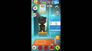 My talking tom Android and ios game play level complete#8