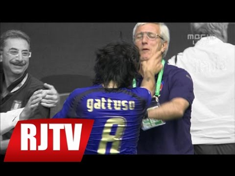 Gennaro Gattuso ● Best Fights & Angry Moments Part 2