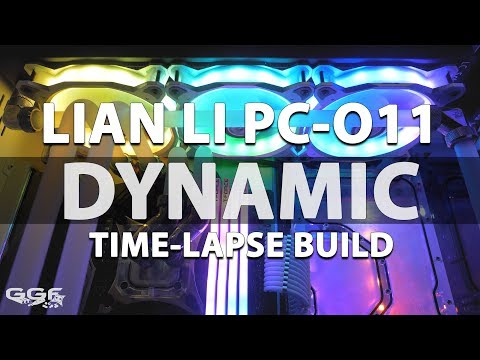 Meet the DYNAMIC! Lian Li PC-O11 Dynamic Time-Lapse Build