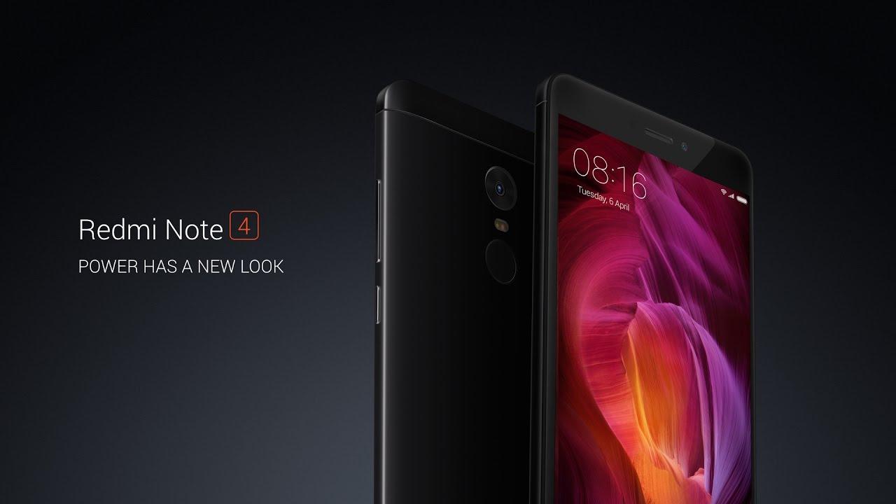 Redmi Note 4 Xiaomi India