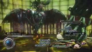 FF XIII-2 No Crystarium Challenge - Episode 10 Proto fal'Cie Adam