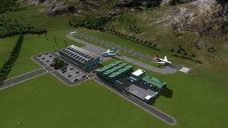 Małe lotnisko i poprawki dużego - Cities: Skylines S07E30