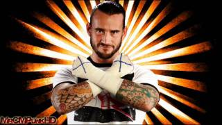 "WWE: CM Punk New Theme ""Cult Of Personality"" [CD Quality + Download Link]"