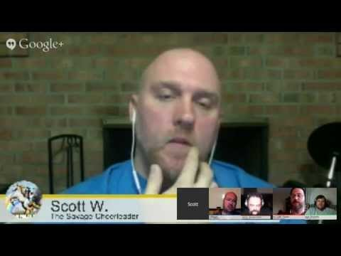 Savage Worlds GM Hangout (On Air!): Noob GMs