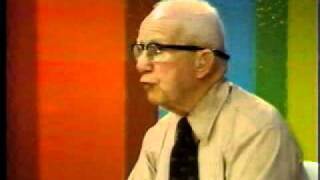 I love the whole show - Buckminster Fuller