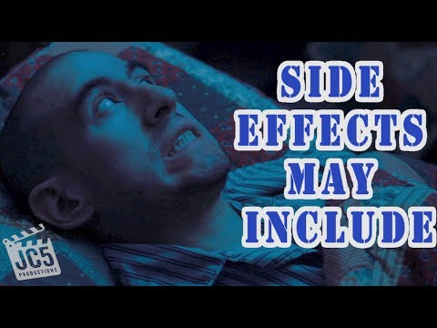 Side Effects May Include (a prescription medicine commercial parody)