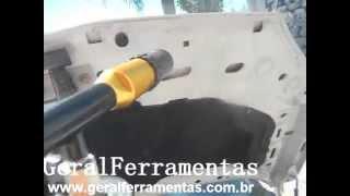 Pistola Tornador Black Kers