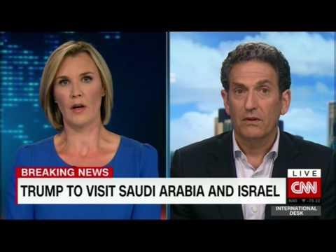 CNN  James Rubin: Controversy before Trump's oversea trip