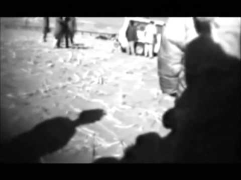 NEW North Korea public execution video