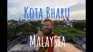 What to do In Kota Bharu | City of Malay food | Waiting for friends | Follow Mike in Malaysia