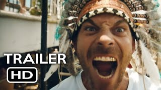 American Hero Official Trailer #1 (2015) Stephen Dorff Action Movie HD