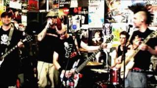 COMMON THREAD - UNITED CIGAR (Good Riddance Cover) - Live @ Fist 2 Face Instore - 25/04/2009
