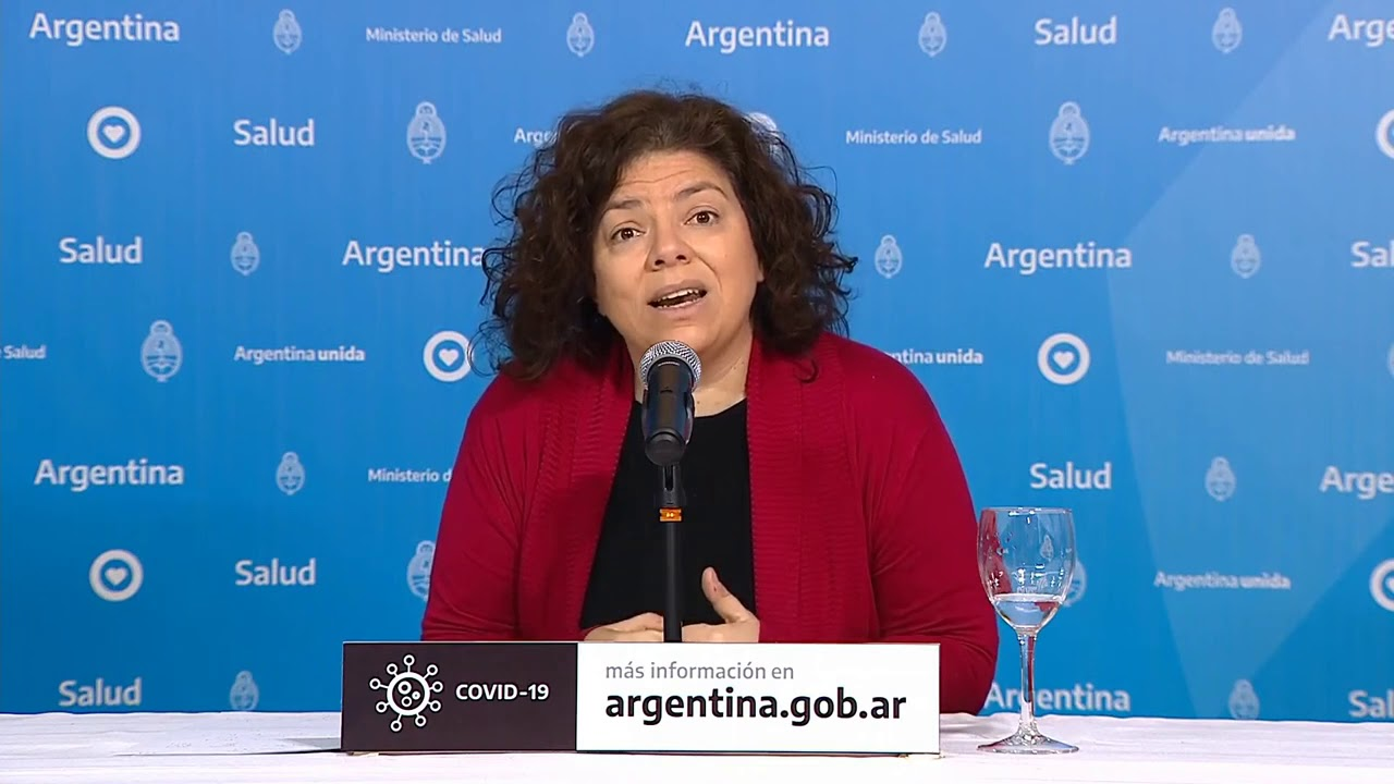 Coronavirus en Argentina: reporte diario del Ministerio de Salud (lunes 6 de julio)