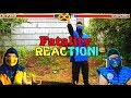 BizarrelyFunny REACTION/COMMENTARY - Real MORTAL KOMBAT: Video Game Flaws | MKX REAL LIFE PARODY!