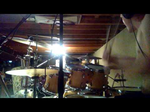 The hell song/still waiting Sum 41 drum jam