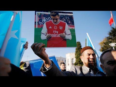 الصين تمنع بث مباراة أرسنال بعد دفاع أوزيل عن مسلمي الإيغور…  - نشر قبل 4 ساعة