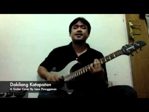 Dakilang Katapatan Guitar Cover - YouTube