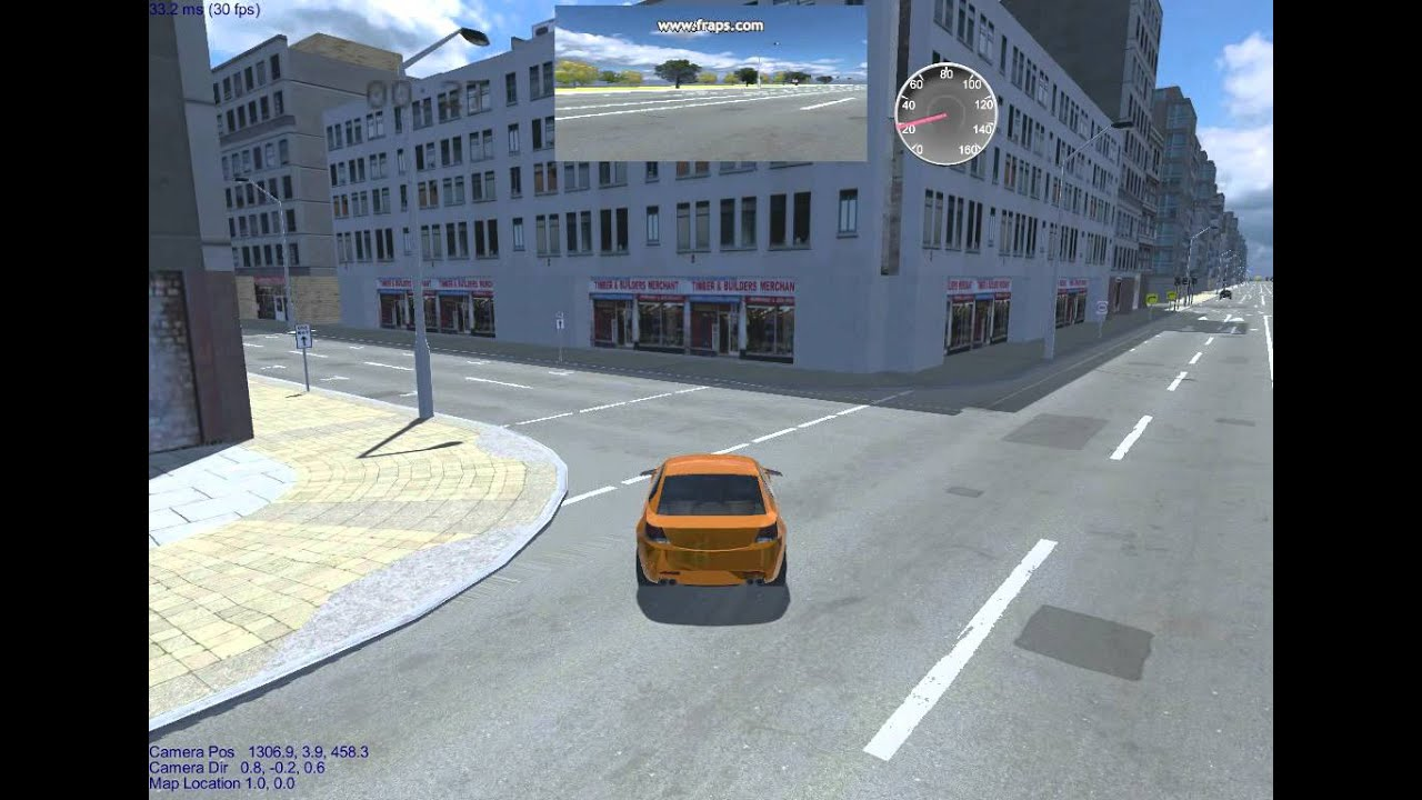 Driving Simulator For University Of Sunshine Coast And RACQ YouTube - Map of usc sunshine coast