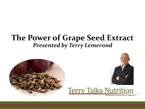 Heart Disease, High Blood Pressure, Cancer, Diabetes, Arthritis, and More - Grape Seed Extract