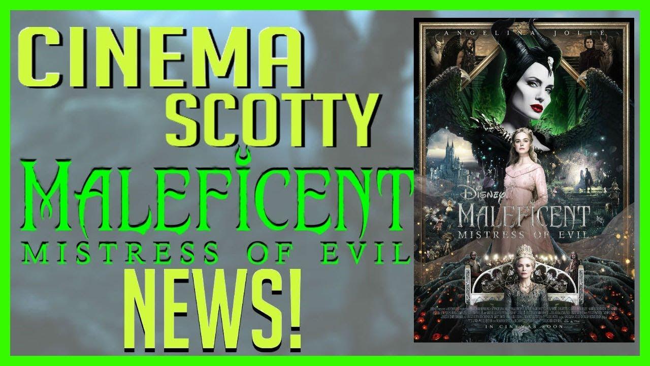Maleficent News Maleficent Mistress Of Evil