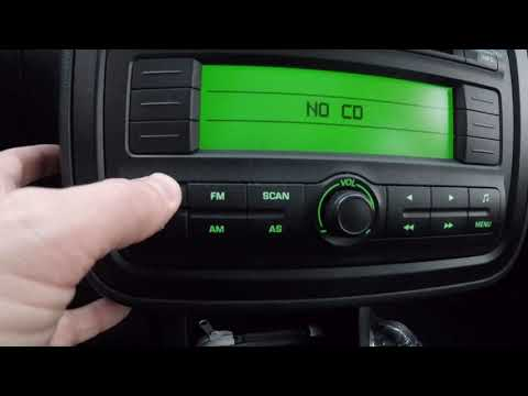 """How To Use Aux-in With Skoda Fabia And Roomster """"Dance"""" Audio System"""