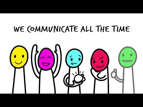 "Dementia - The ""Communication Disease"""