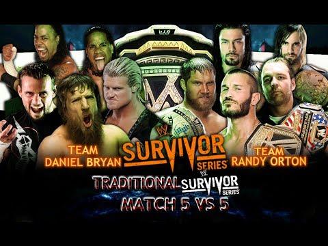 WWE Survivor Series 2013 Predictions
