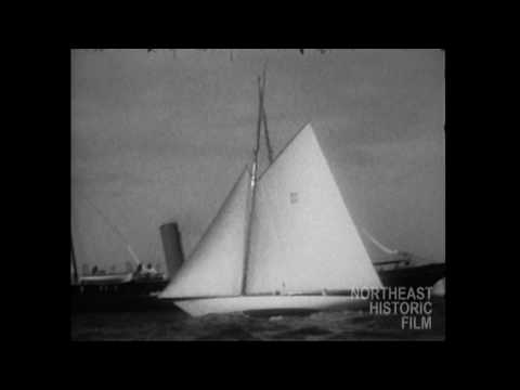 Yachting on the New England Coast, 1920s-30s