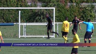 Yvelines | Coignières sort de la Coupe de France