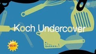 Koch undercover: Profikoch untewegs in Frankfurt   Sat.1 Frühstücksfernsehen
