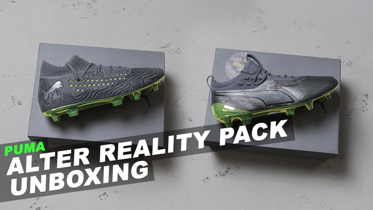 UNBOXING: PUMA Alter Reality Pack
