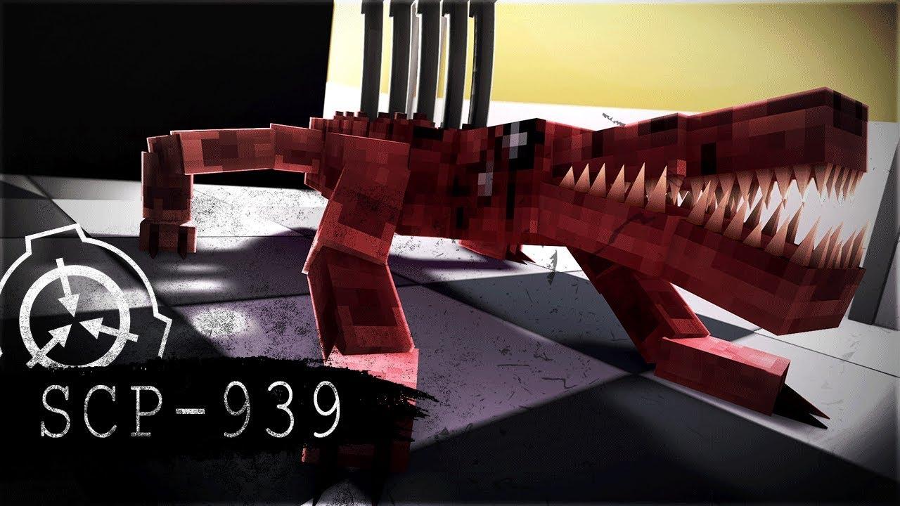 Minecraft SCP Foundation! - SCP-939
