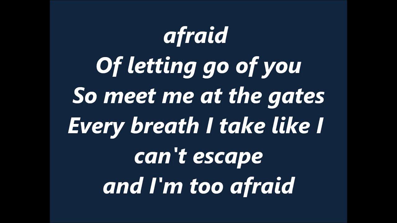 blessthefall meet me at the gates lyrics aztec