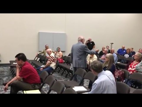RERvideo Norm Adams Ramps Up His Activity RPT Convention '16